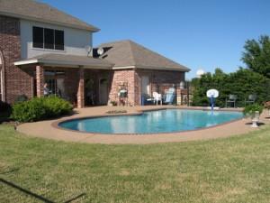 7349 Mandevilla, Abilene - Pool